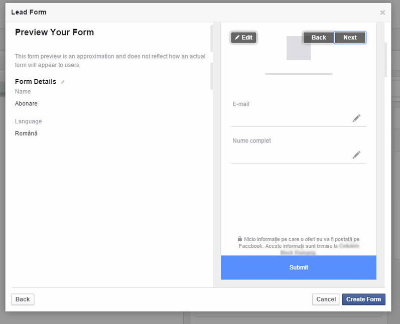 Facebook Lead Ads tutorial