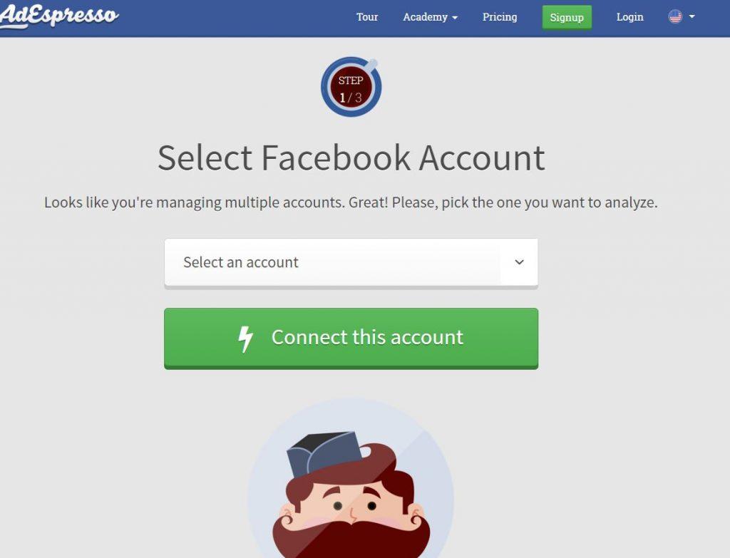 6 tool-uri gratuite pentru Facebook- AdEspresso