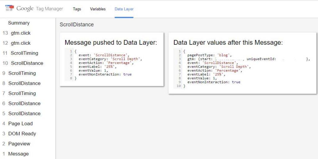 Cum setezi Scroll Tracking folosind Google Tag Manager