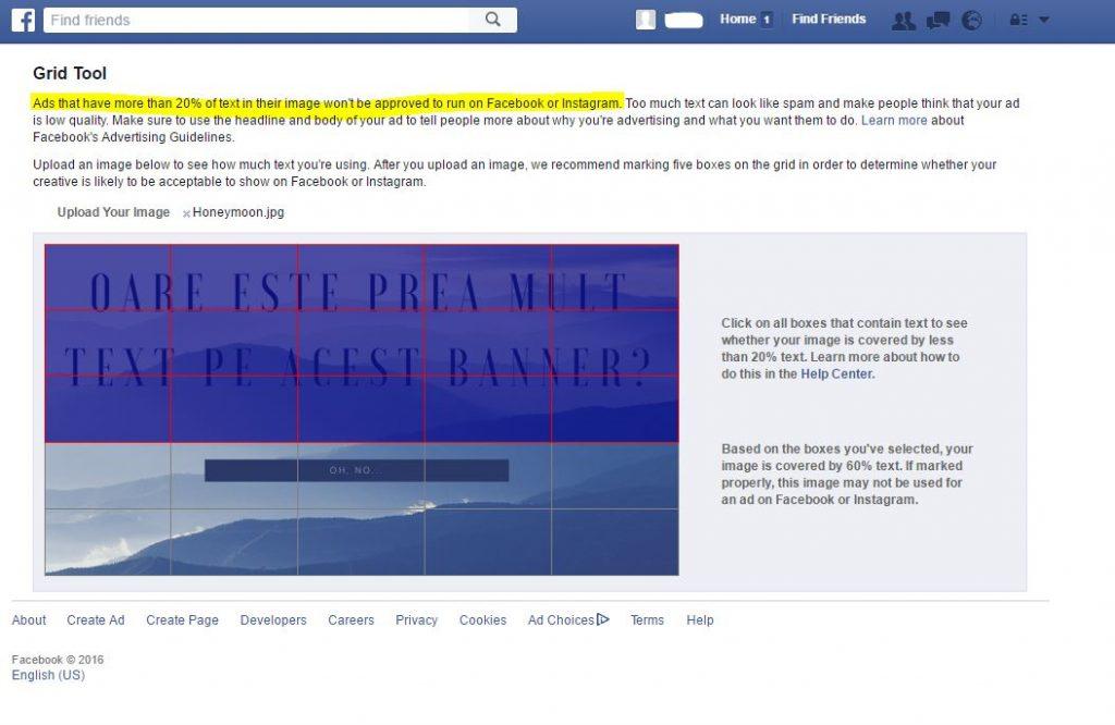 6 tool-uri gratuite pentru Facebook- grid tool