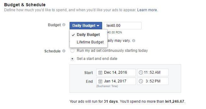 Checklist pentru prima ta campanie pe Facebook Ads